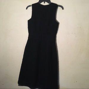 Banana Republic Classic Blk 100% Wool Dress, Sz 0